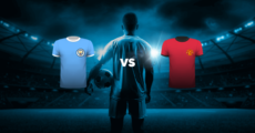 Klassiska Manchesterderbyn: Man City – Man United