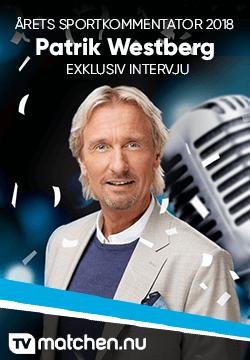 Årets kommentator Vinnare Patrik Westberg
