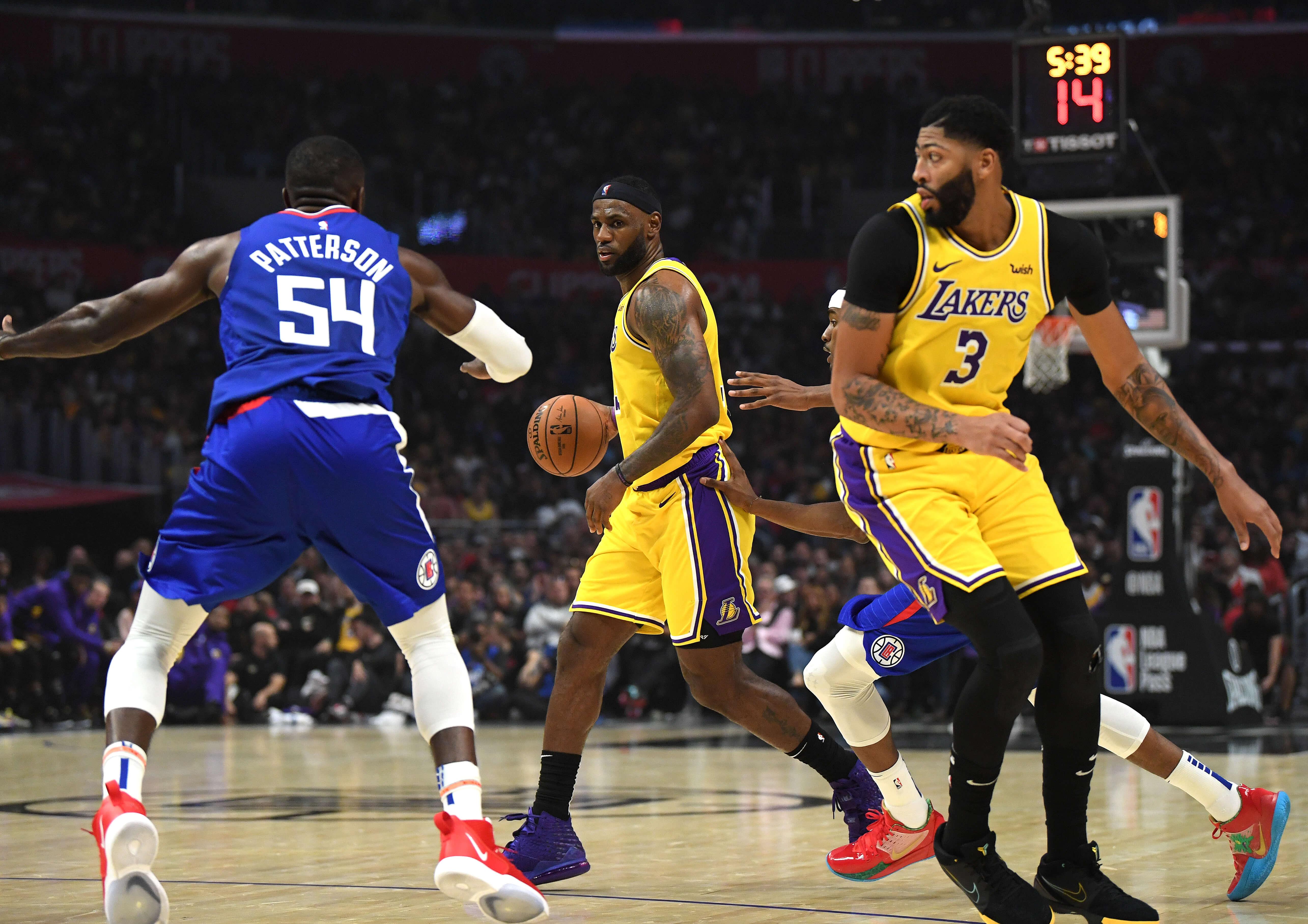 Bäst betalda spelarna i NBA