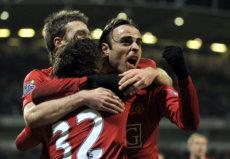 Spelare som represtenterat både Manchester United och Tottenham