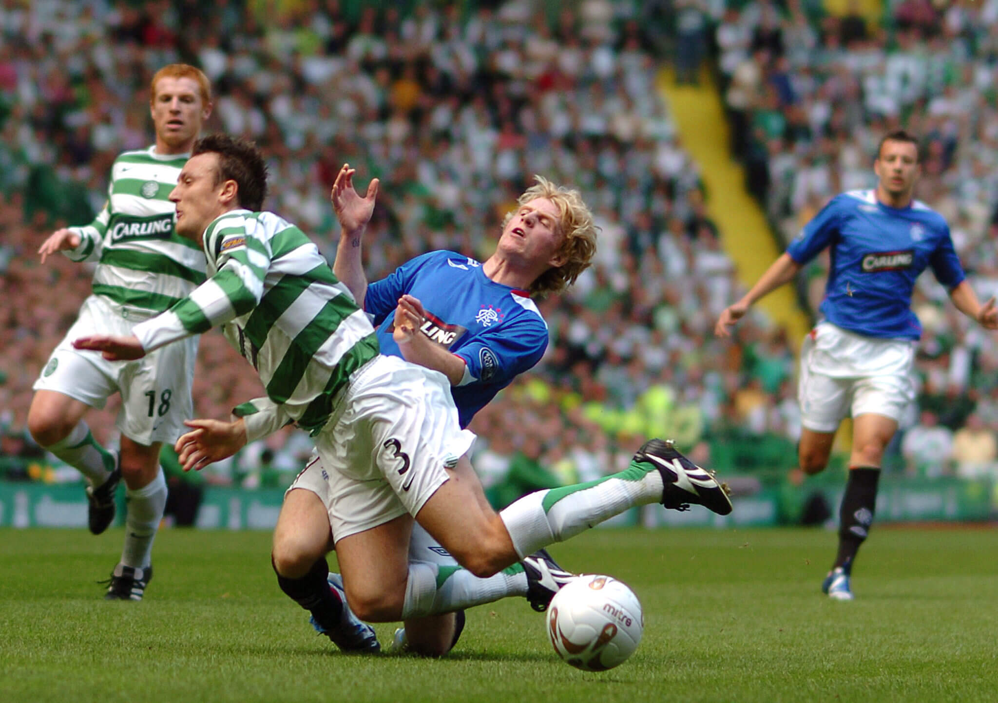 Old Firm | Celtic - Glasgow Rangers