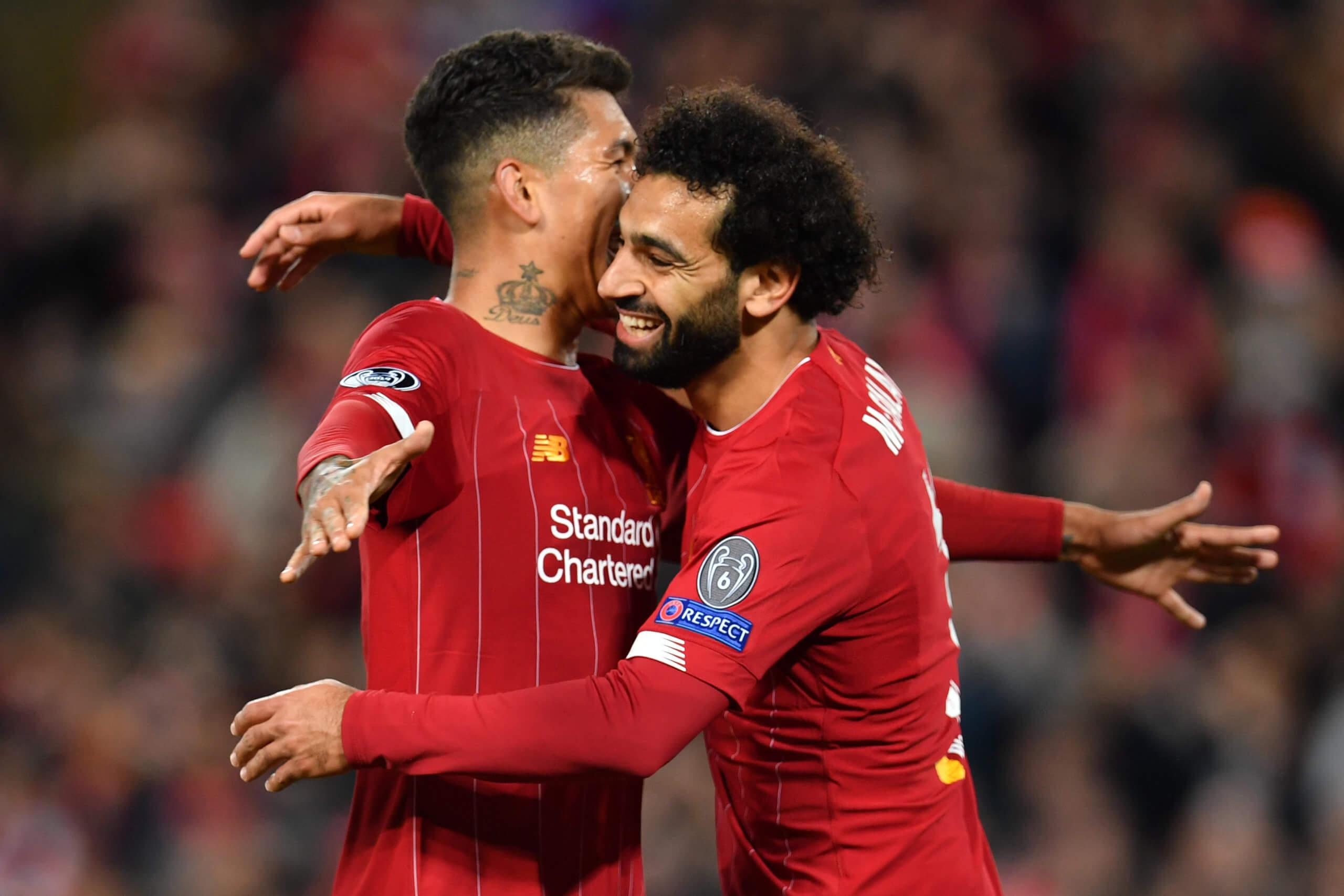 Premier League | Liverpool | Firmino & Salah