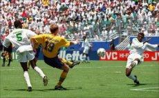 TV-tips: SVT visar alla Sveriges matcher från VM 1994