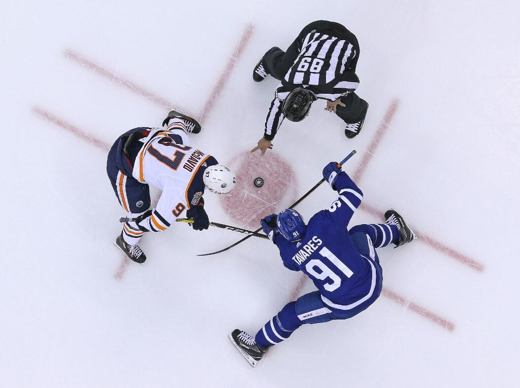 Bäst betalda i NHL