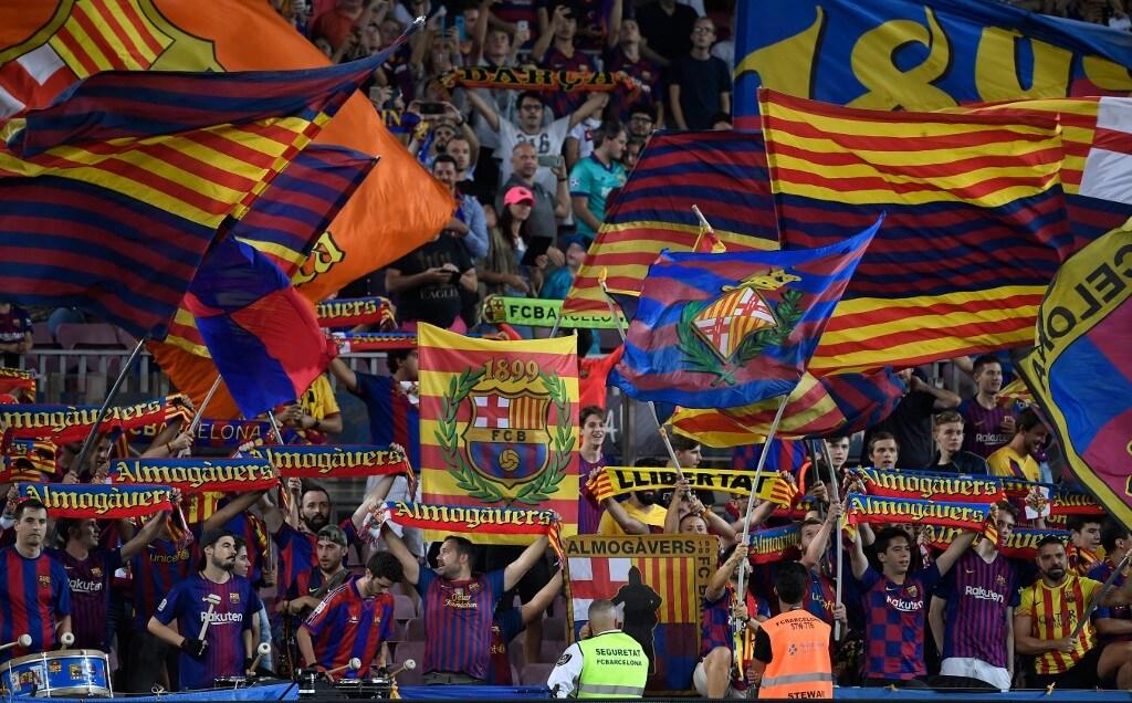 Fansen i Barcelona har fått se några svenska spelare genom tiderna