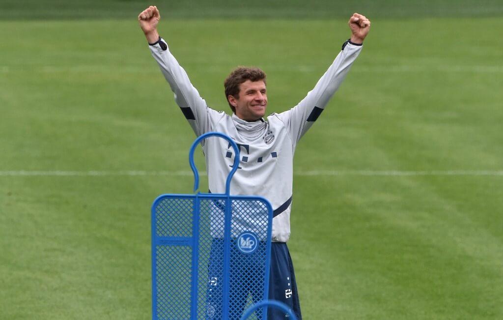 Bundesliga är tillbaka