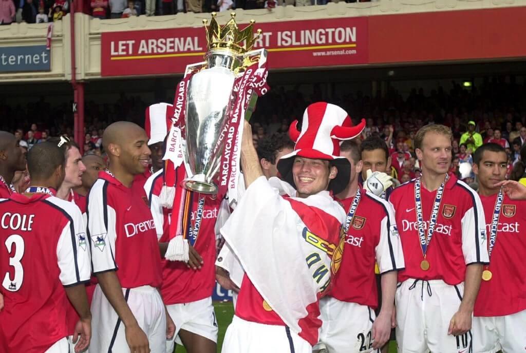 Fredrik Ljungberg - en av många svenskar som spelat i Premier League