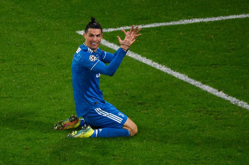 Cristiano Ronaldo - näst bäst betald i världen år 2020.