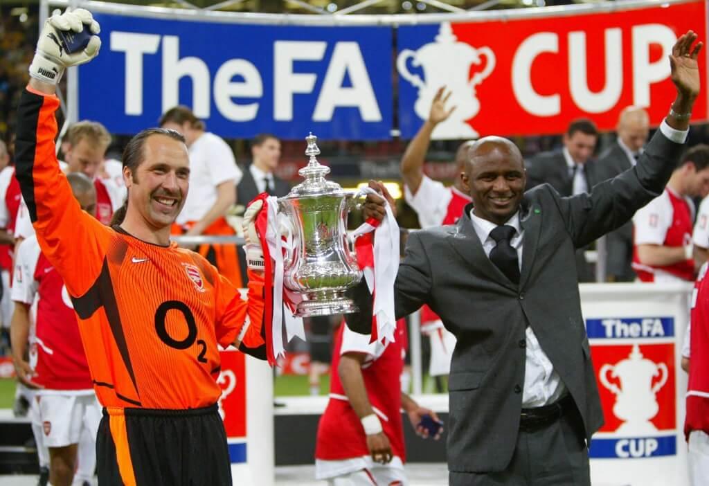 Arsenal FA cup 2003