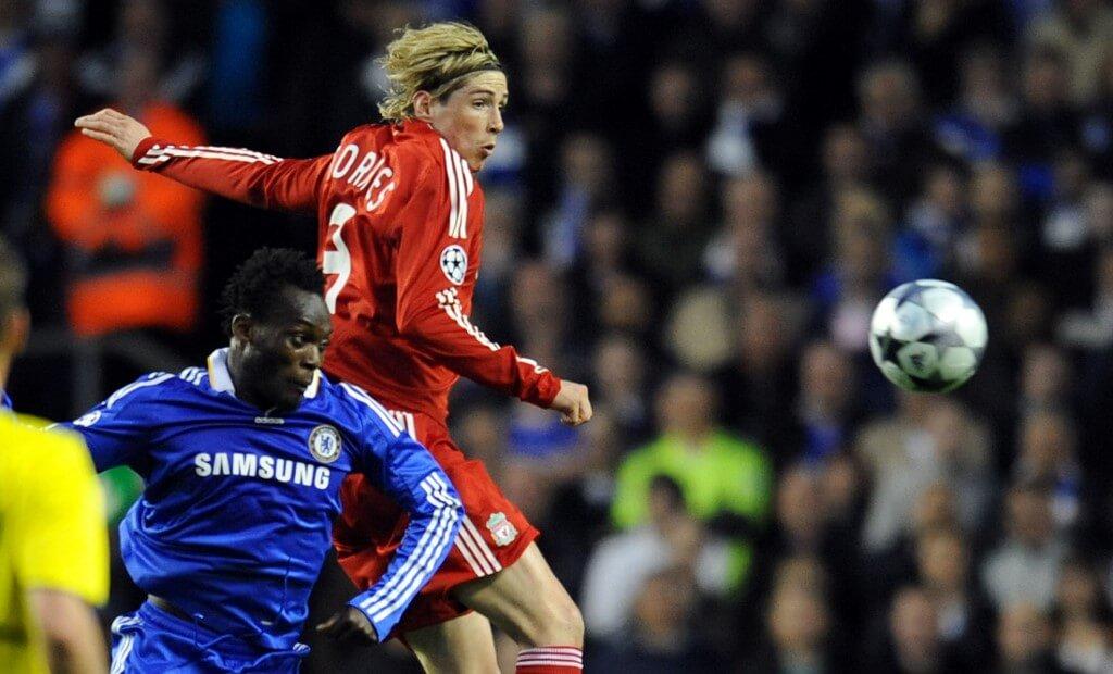 Liverpool Chelsea Torres