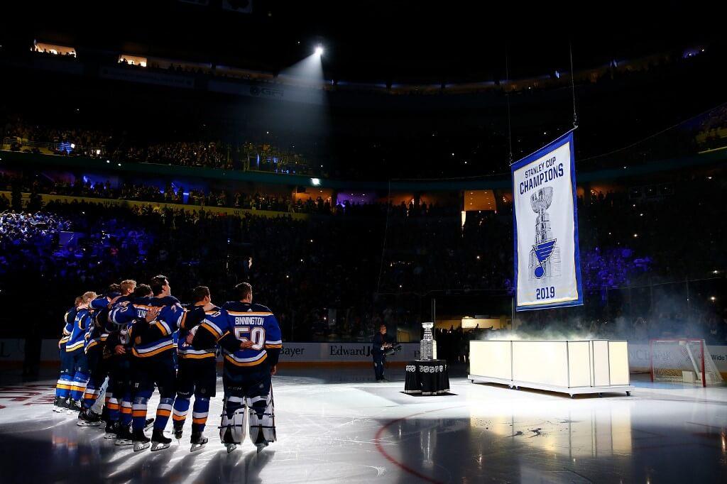 St Louis Blues Stanley Cup