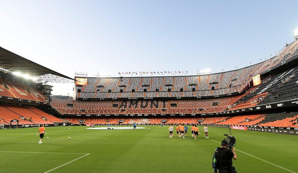 Mestalla La Liga 2020