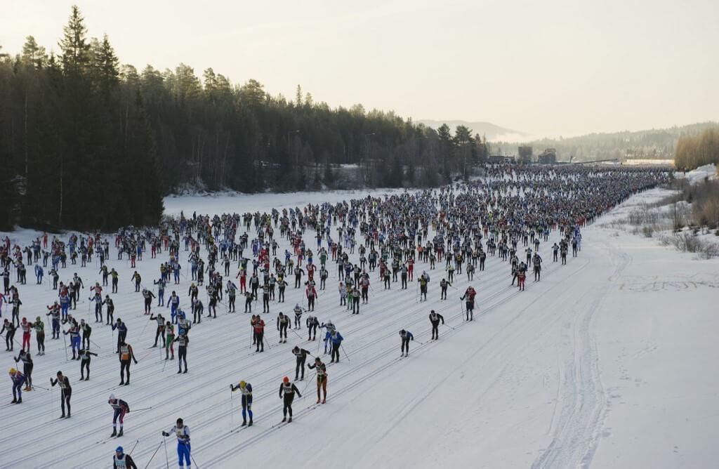 Ski Classics - Vasaloppet