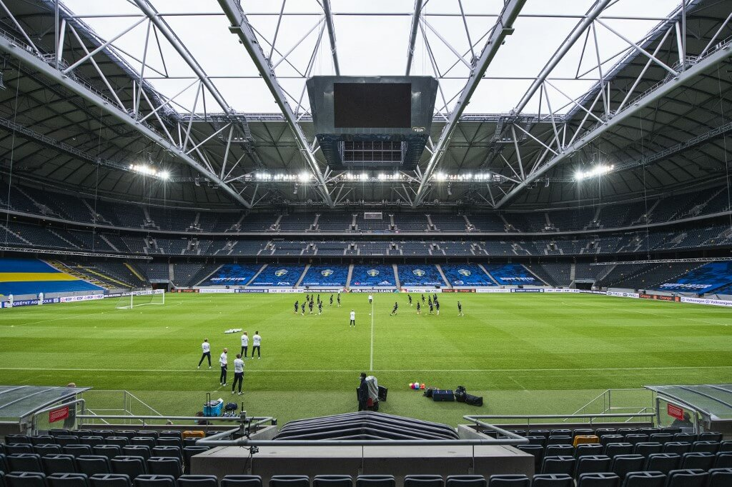 friends arena sverige